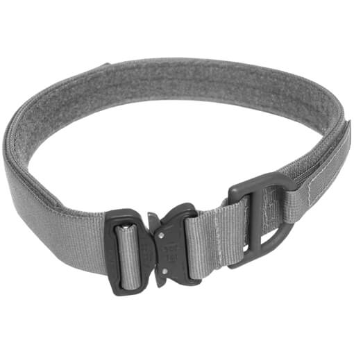 "High Speed Gear Cobra 1.75"" Rigger Belt w/Velcro - Wolf Grey"