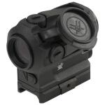 Vortex Sparc AR 2 MOA Red Dot w/ Magpul Back-Up Sight Set Black