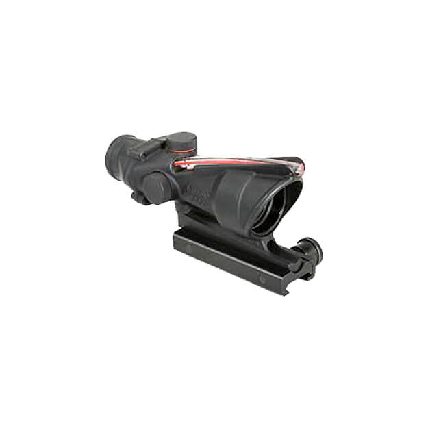 Trijicon TA11H-308 ACOG 3.5x35 Dual Illuminated Red Horseshoe .308 Ballistic Reticle w/TA51