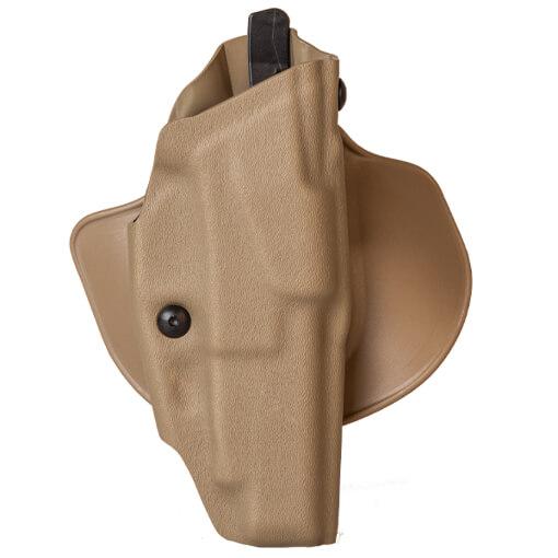 Safariland 6378 ALS Glock 34/35 Concealment Paddle Holster w/ Belt Loop STX Tactical FDE