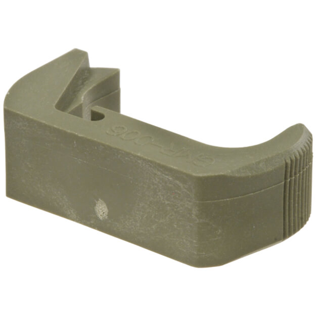 Vickers Tactical Extended Glock 43 Mag Release - OD Green