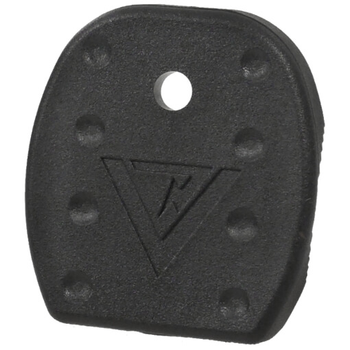 Vickers Tactical Glock Magazine Floor Plate Large Frame 5 Pack - Black