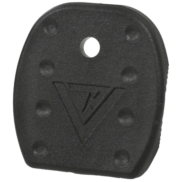 Vickers Tactical Glock Magazine Floor Plate Large Frame 5 Pack - Black