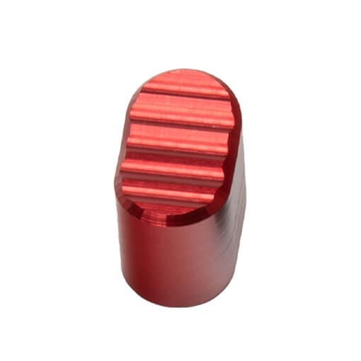 Battle Arms Enhanced Billet Magazine Release Button Red