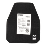 Hesco 400 Series Plate Level IV Single Curve Shooter Cut 10x12