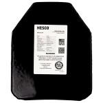 Hesco 600 Series Plate Level III+ Multi-Curve LE Cut Coated 10x12