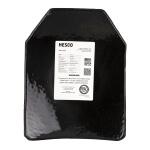 Hesco 600 Series Plate Level III+ Multi-Curve SAPI Cut LG Coated 10.25x13.25