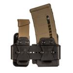 Micro Ranger Rack w/ Magazine Carriers - Black