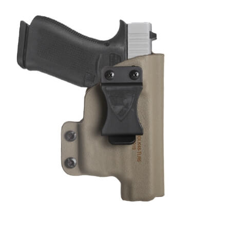 CDC Holster Glock 48 w/ TLR-6 Right Hand - E2 Tan