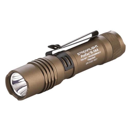 Streamlight ProTac 1L-1AA Coyote