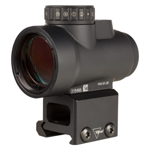 Trijicon 1x25 MRO HD - 68 MOA Reticle w/ 2.0 MOA Dot - 1/3 Co-Witness Mount