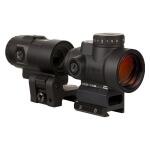 Trijicon 1x25 MRO HD - Full Co-Witness Mount and 3X Magnifier w/ Flip to Side Mount