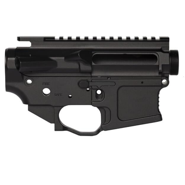 MEGA AR15 Billet GTR-3H Ambi Receiver Set