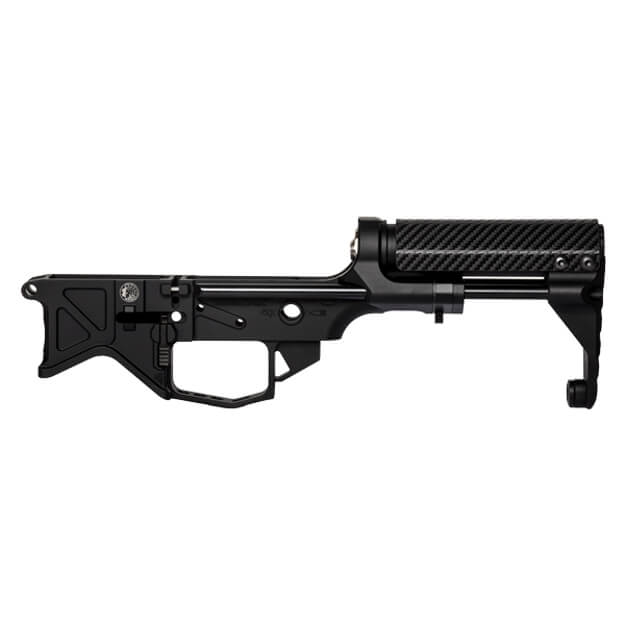 Battle Arms Stripped VERT PDW Lower Receiver w/ PDW Stock System