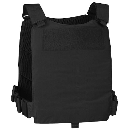Propper Critical Response Slick Plate Carrier w/ Carry Bag - Black