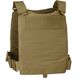Propper Critical Response Slick Plate Carrier w/ Carry Bag - Tan
