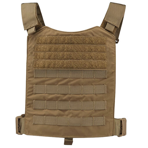 Propper Critical Response Molle Plate Carrier - Coyote