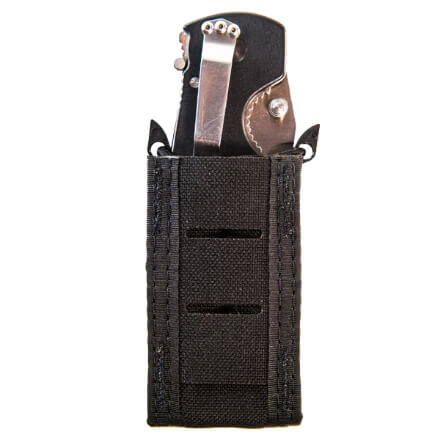 High Speed Gear Duty Pistol Taco U-Mount Black