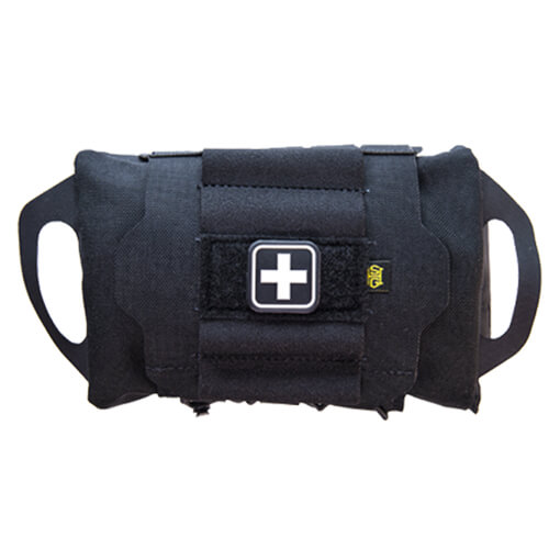 High Speed Gear Reflex IFAK Kit Roll and Carrier Black