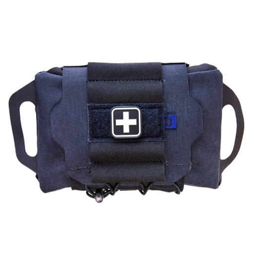 High Speed Gear Reflex IFAK Kit Roll and Carrier LE Blue