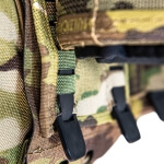 High Speed Gear Reflex IFAK Kit Roll and Carrier Multicam