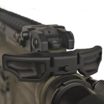 PRI M84 Gas Buster Charging Handle Black-ambidextrous Large Latch