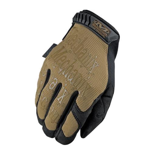 Mechanix Wear The Original Glove - Black/Coyote