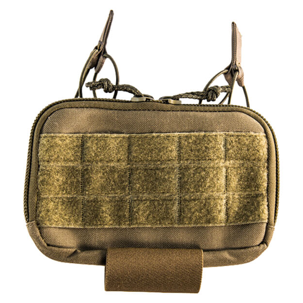 High Speed Gear Map V2 Molle OD Green