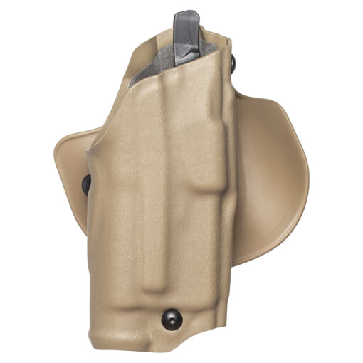 Safariland 6378 ALS Glock 19/ 23 Dark Earth Holster w/ Light for Right Hand