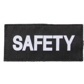 Blackhawk Safety Patch White/Black
