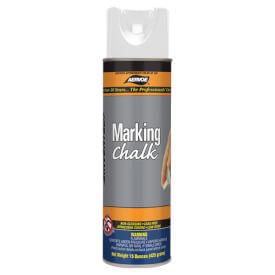Aervoe Spray Marking Chalk - White