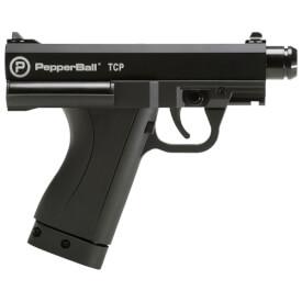 PepperBall TCP Pistol - Black w/ 2 Magazines