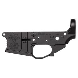 MEGA AR15 Billet GTR-3S Ambi Lower Receiver