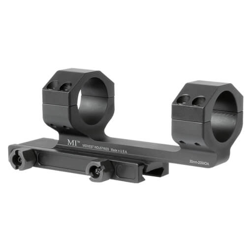 Midwest G2 30MM Scope Mount - 20MOA