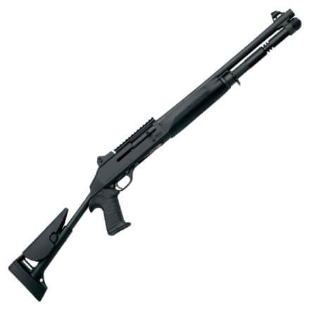 "Benelli 11701 M1014 18.5"" 12GA Shotgun w/ Skeleton Stock"