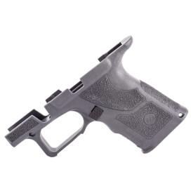 Zev OZ9c Compact Size Grip Kit Gray