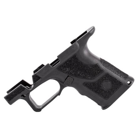 ZEV OZ9 Standard Shorty Size Grip Kit Black