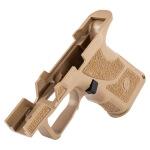 ZEV OZ9 Standard Shorty Size Grip Kit Flat Dark Earth
