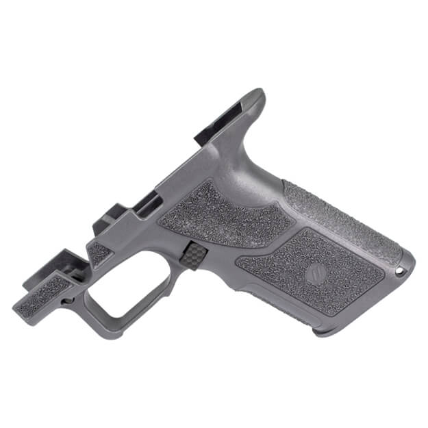 ZEV OZ9 Standard Size Standard Grip Kit Gray