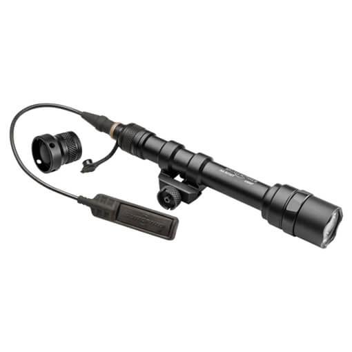 Surefire M600 AA Scout Light 200 Lumens w/ Click Tail Cap w/ UE07 Tape Switch