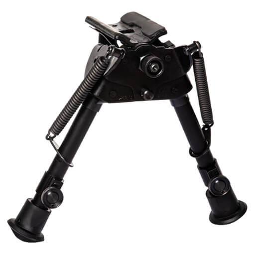 "Harris Swiveling Bipod 6""-9"" w/ Self Leveling"