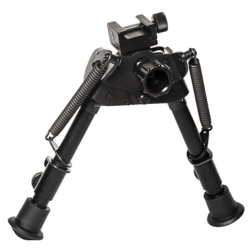 "Harris Swiveling Bipod 6""-9"" w/ Picatinny Attachment"