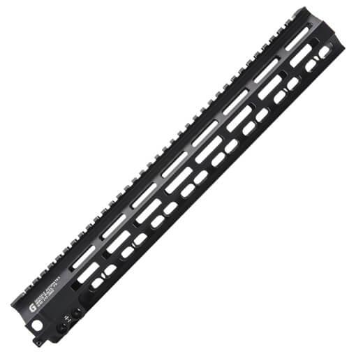 "Geissele 15"" Super Modular MK8 M-LOK Rail - Black"