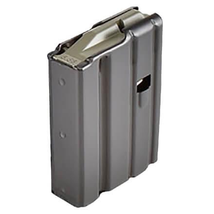 D&H Tactical 5.56mm 10rd Aluminum Grey Magazine