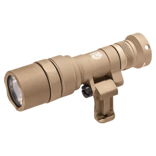 Surefire M340C Scout Weapon Light 500 Lumen - Tan