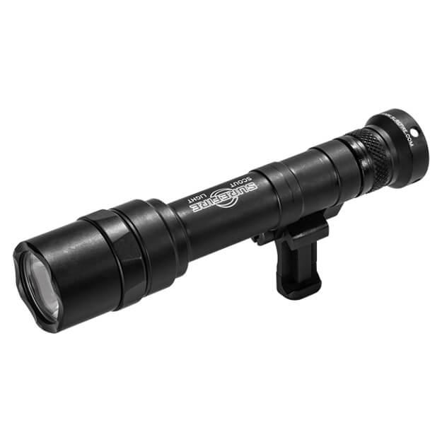 Surefire M640U Scout Weapon Light 1000 Lumen - Black