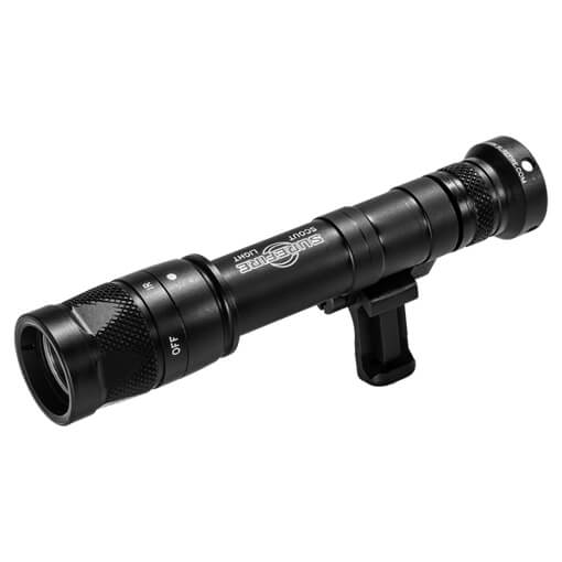 Surefire M640V Scout Weapon Light White/IR 350 Lumen - Black
