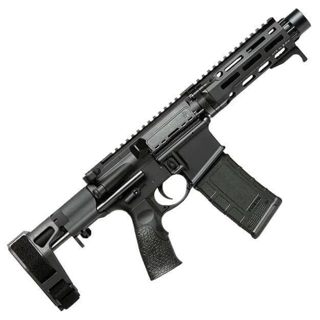 Daniel Defense M4 300 Blackout PDW Pistol - Black