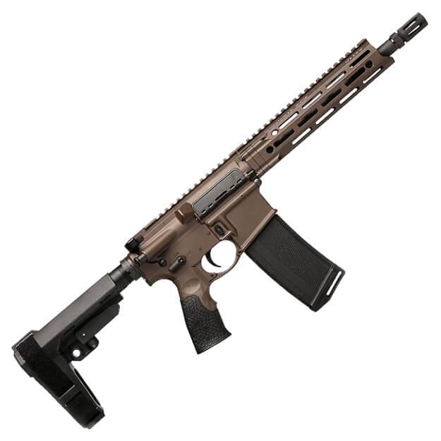 """Daniel Defense 10.3"""" DDM4V7 Pistol - Dark Earth"""