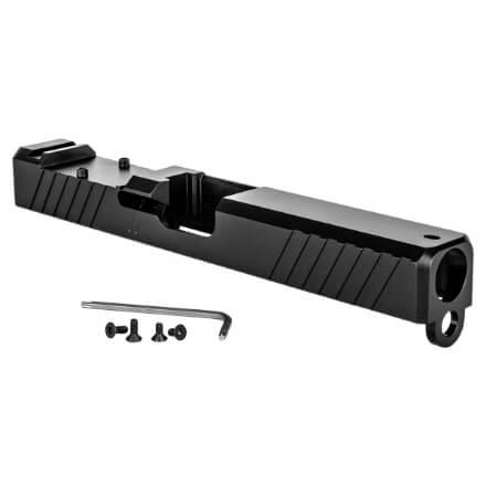 ZEV Glock 17 Gen3 Duty Stripped Slide w/ RMR Cut - Black